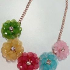 Necklace Flower