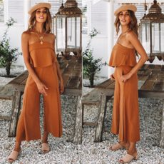 COCONUT KISS JUMPSUIT