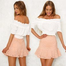 Country Rose Skirt